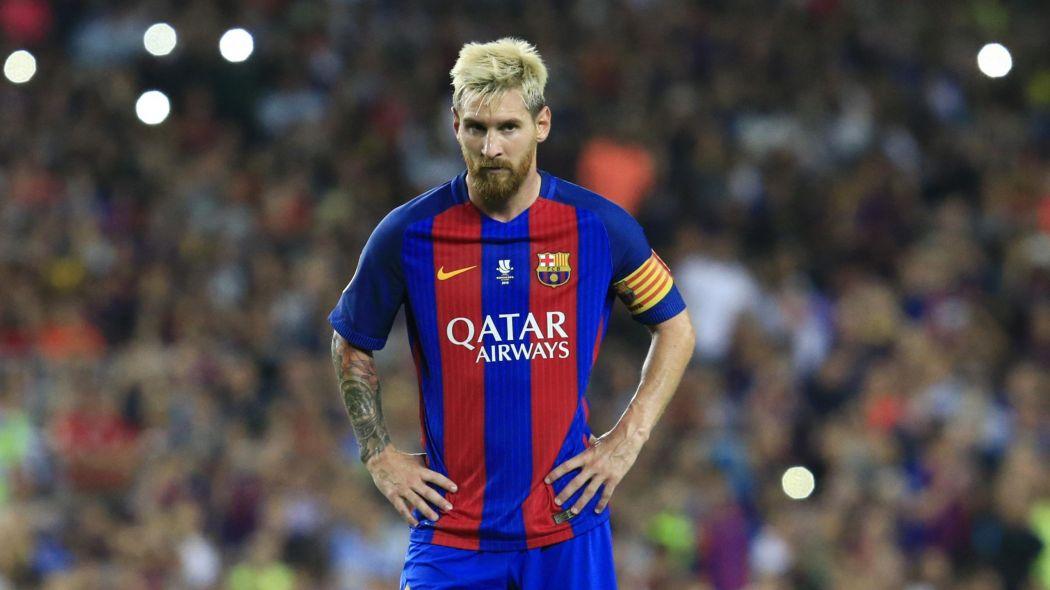 FC Barcelone: Messi, guéri, reprend l'entraînement