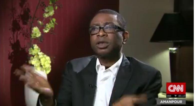 Youssou Ndour était la guest-star sur la CNN de la célèbre journaliste américaine, Christiane Amanpour.