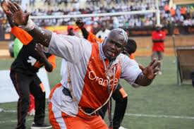 Modou Lô, meilleur lutteur de la saison 2015-2016 par l'Association nationale de la presse sportive (ANPS) du Sénégal.