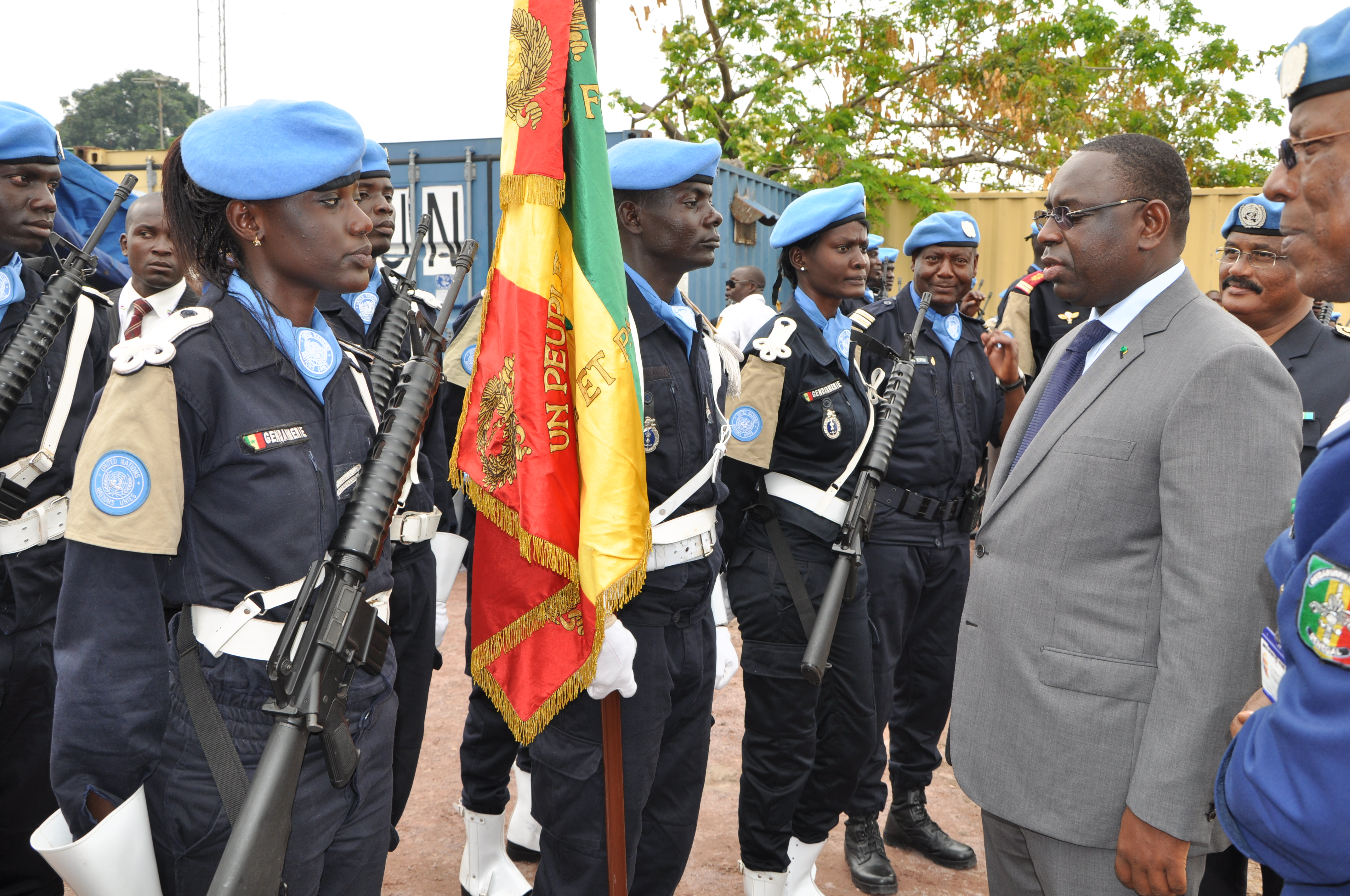 Macky Sall a recommandé l'urgence de prendre toutes les dispositions préventives et coercitives requises, notamment par la police et la gendarmerie, pour juguler la criminalité.