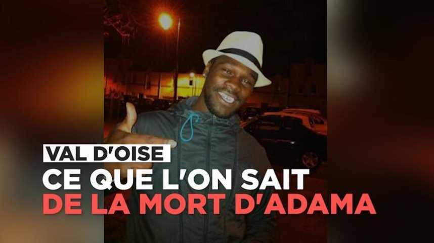 Adama Traoré était mort le 19 juillet lors de son interpellation par les gendarmes.