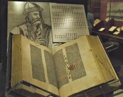 Ce 24 novembre : la journée internationale de la Bible