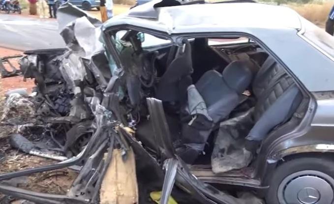 Urgent - Collision entre deux voitures sur la route de Ndiassane: Trois morts enregistrés