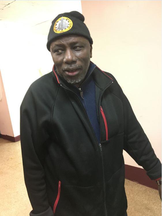 Serigne Ibrahima Niang, chef religieux à New York.