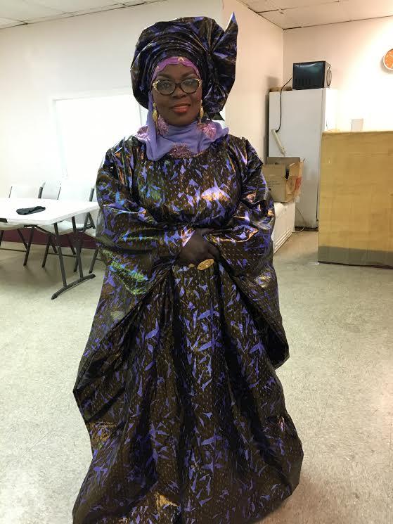 Sokhna Khady Guèye, talibé de Serigne Djily Mbacké Ibn Serigne Fallou Mbacké à New York