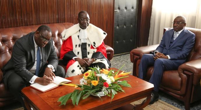 Projet de loi organique sur la Cour suprême : Le texte controversé déposé à l'Assemblée nationale