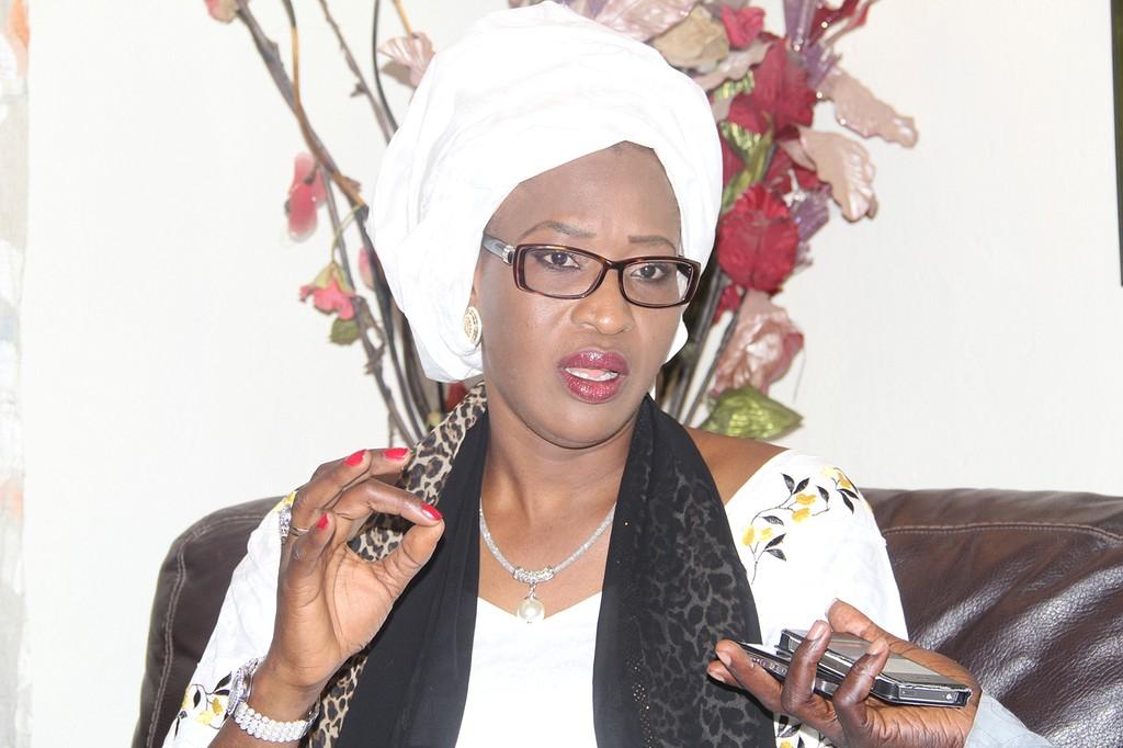 Zahra Iyane Thiam (ministre conseiller et responsable politique à l'APR) « la peine de mort est dépassé, ce n'est pas la solution adéquate pour faire face aux problèmes »