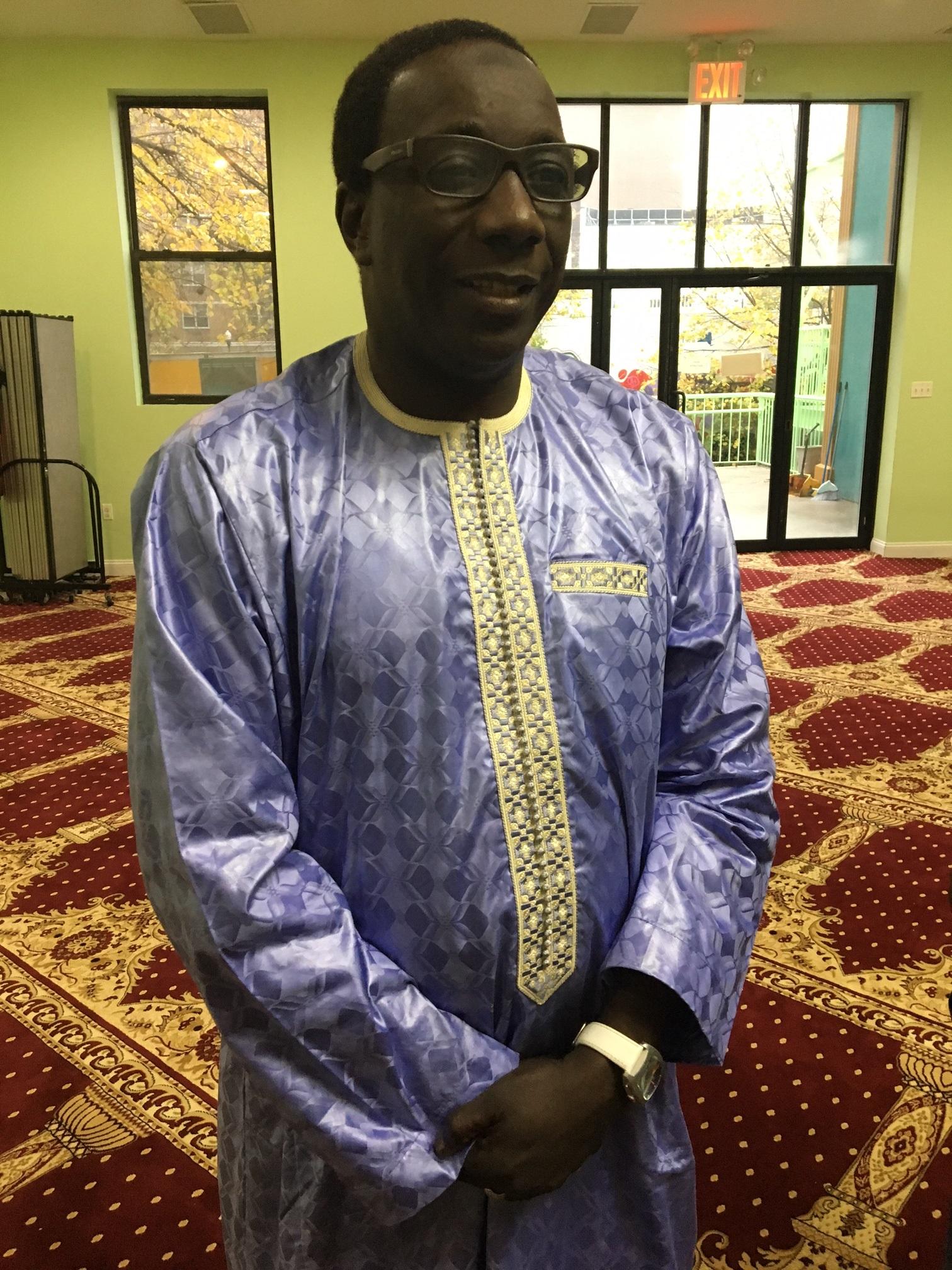 Omar Niang, le doyen de la communauté sénégalaise à New York