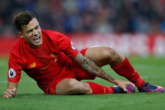 Premier League: Liverpool gagne mais perd Coutinho