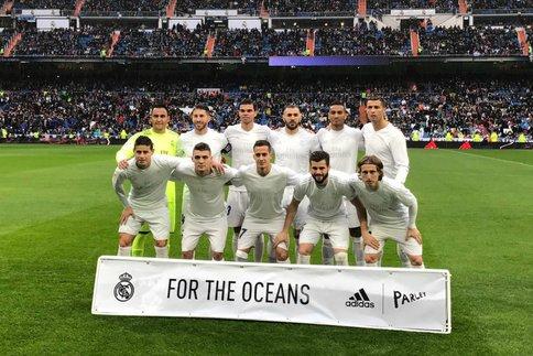 Voilà pourquoi le Real joue avec un maillot inhabituel