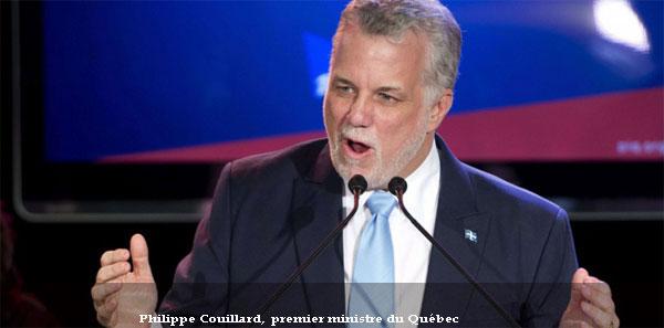 """Le PM québécois juge le PSE """"fort impressionnant"""""""