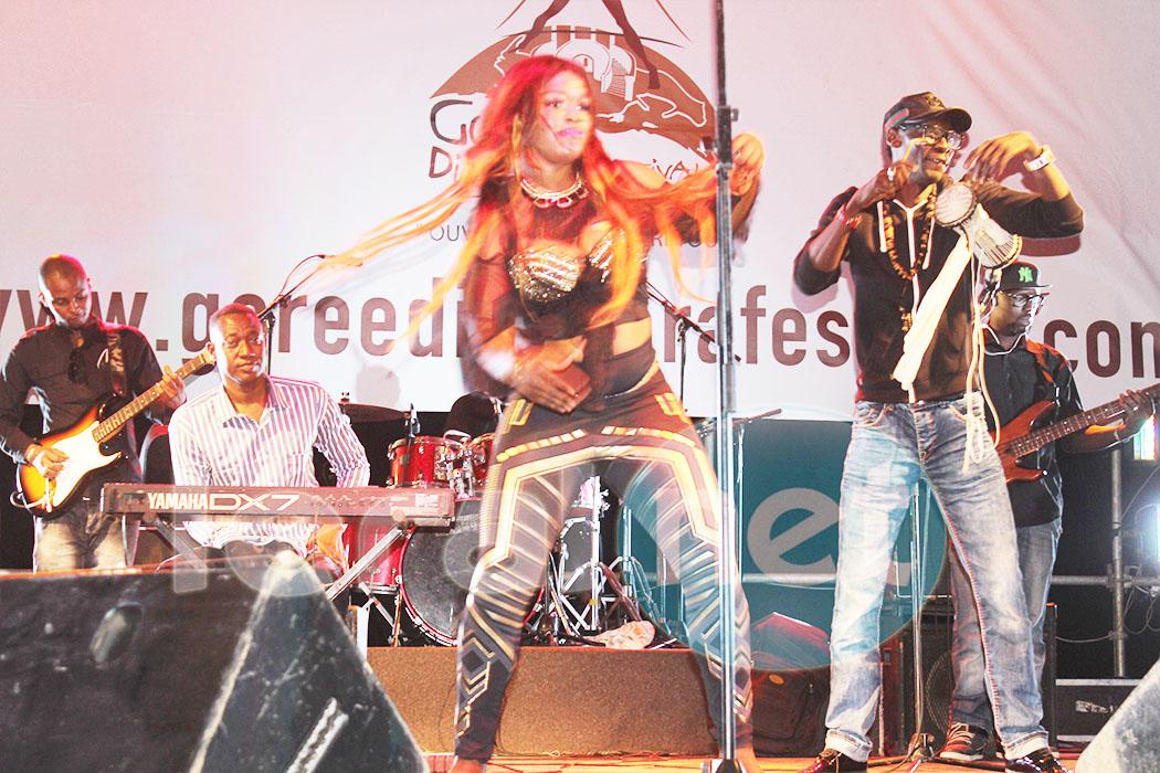 (41 photos) Festival Gorée Diaspora