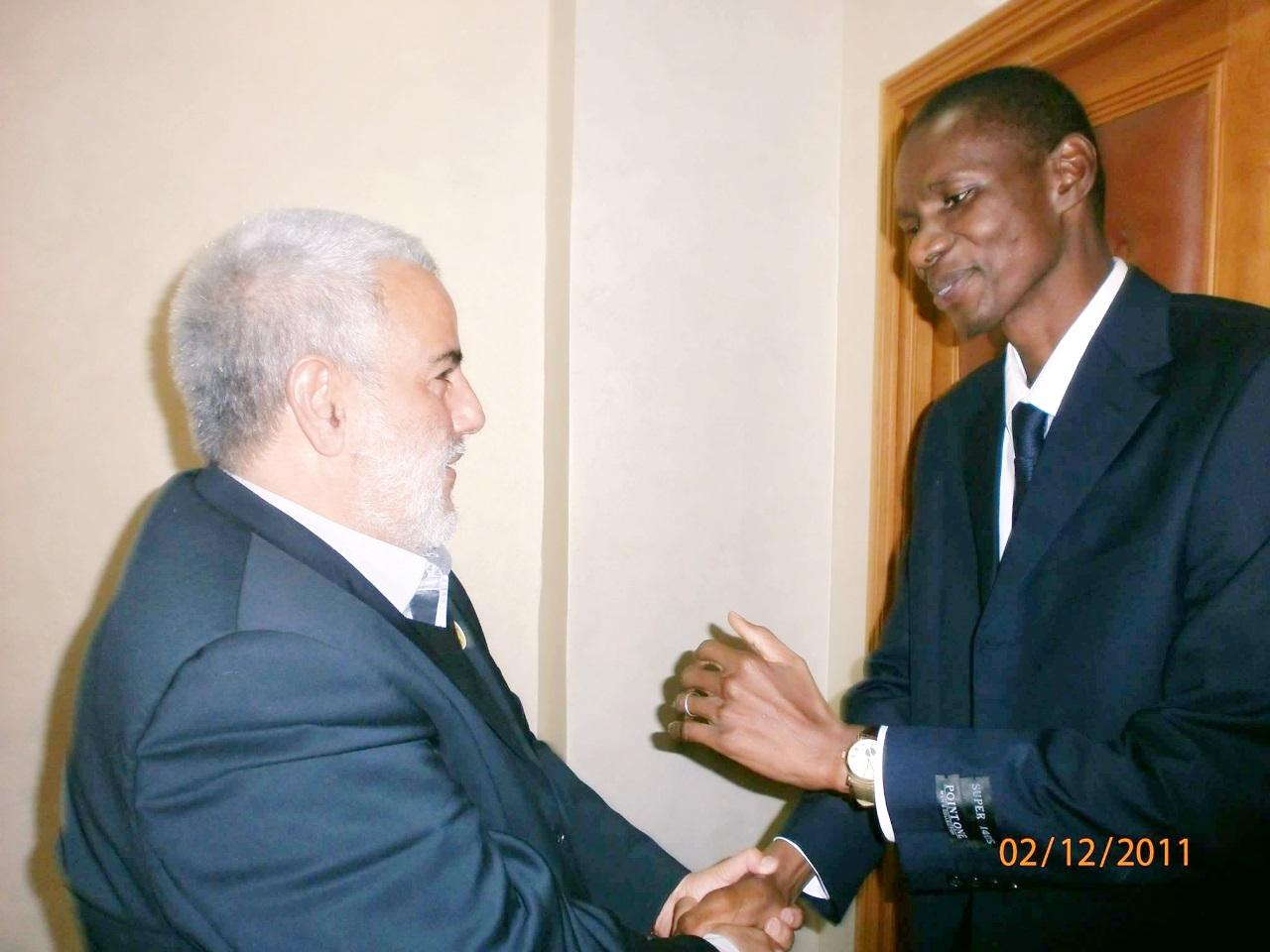 Mansour Ndiaye, Expert en microfinance, homme politique et humaniste : Un militant engagé pour la promotion de la finance inclusive comme moyen de réduction de la pauvreté des couches vulnérables et levier du développement économique.
