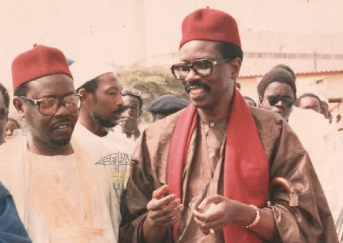 Abdoul Aziz Sy et Cheikh Tidiane Sy (images d'archives).