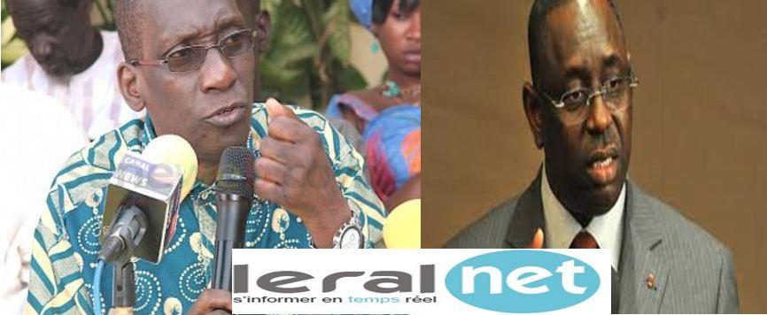 Mamadou Diop Decroix : «ce que nous allons dire à Macky…»
