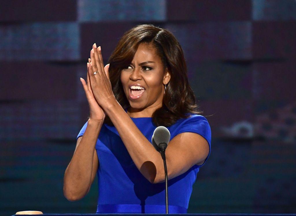 Etats-Unis : «Michelle ne sera jamais candidate», affirme Barack Obama