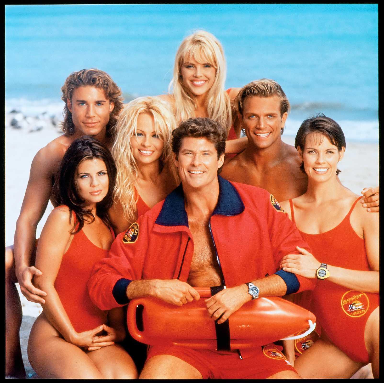 """14 photos : """"Alerte à Malibu"""", les acteurs de la série, 27 ans après, regardez"""