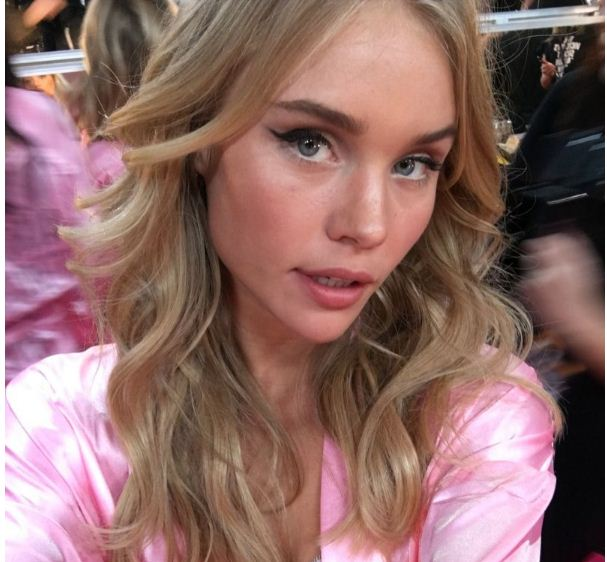Coulisses du show Victoria's Secret : les selfies des Anges