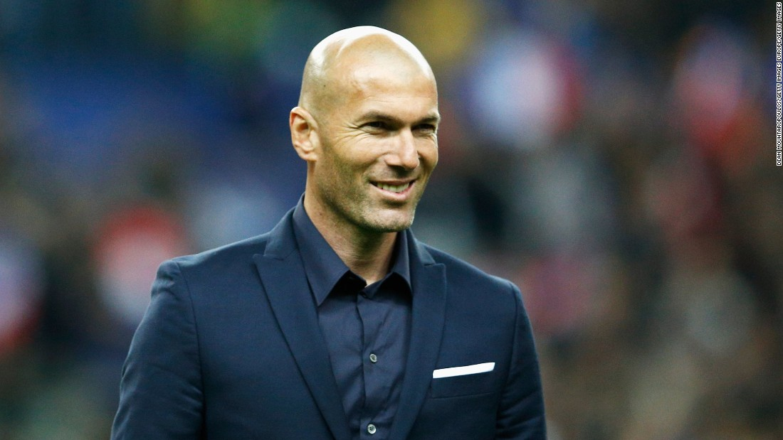 Real Madrid : Zidane évoque le but de son fils