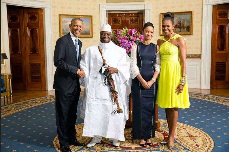 Yaya Jammeh, président de la Gambie : «L'homosexualité n'est pas africaine, elle n'est pas humaine, c'est une menace pour l'humanité»
