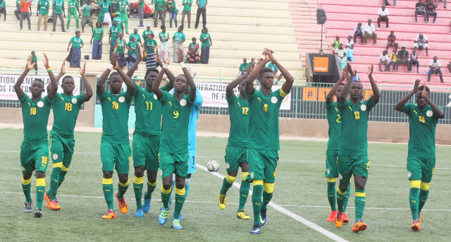 es lionceaux de Joseph Koto ont écrasé la Guinée Bissau (5-0) et retrouvent le Mali en finale