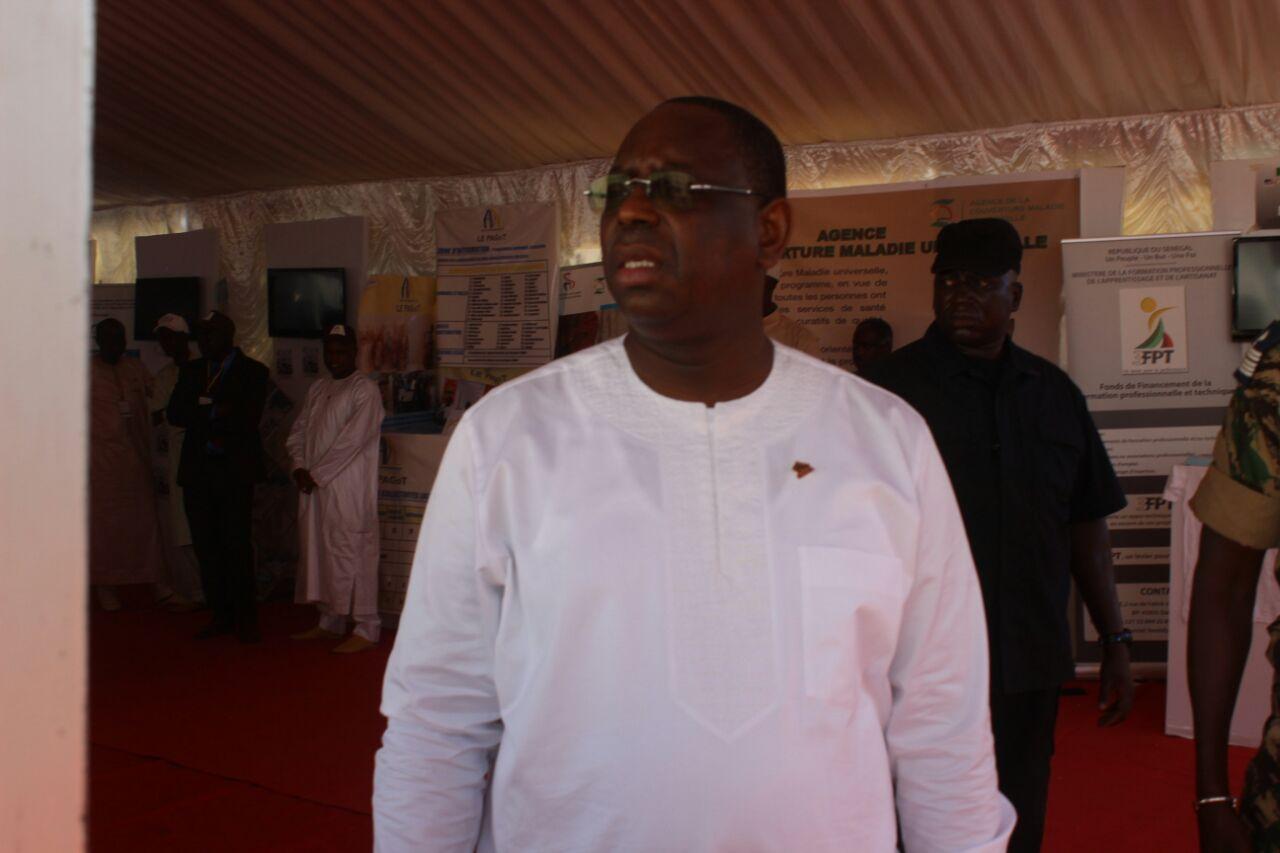 Président Macky Sall