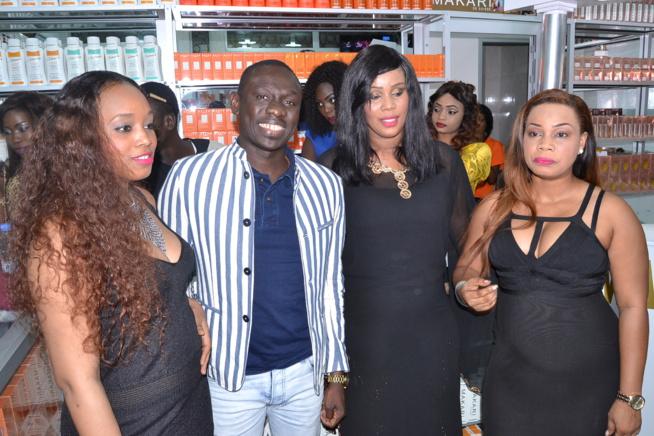 La marque MAKARI SUISSE arrive à Dakar!!