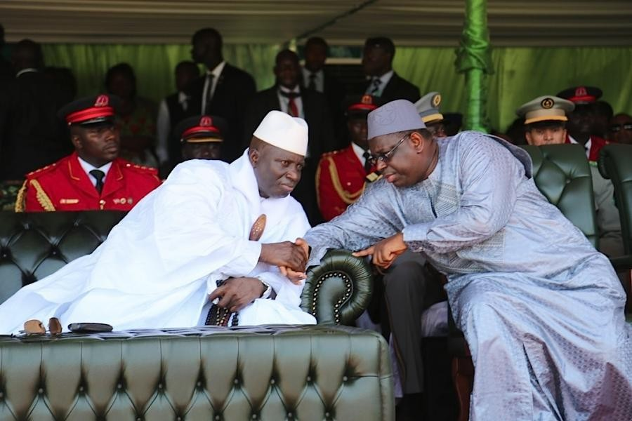 Le Gouvernement du Sénégal a appris avec surprise la Déclaration, ce vendredi 9 décembre, de M. Yahya Jammeh