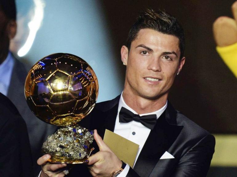 Cristiano Ronaldo, Ballon d'Or 2016 à l'instant (France football)