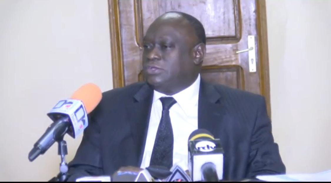 Proposition de loi: Me El Hadji Diouf veut abroger la loi sur la parité et restaurer la peine de mort