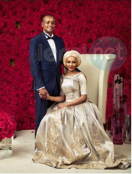 Photos : mariage de Zahra, la seconde fille du président nigérian Muhamadou Buhari
