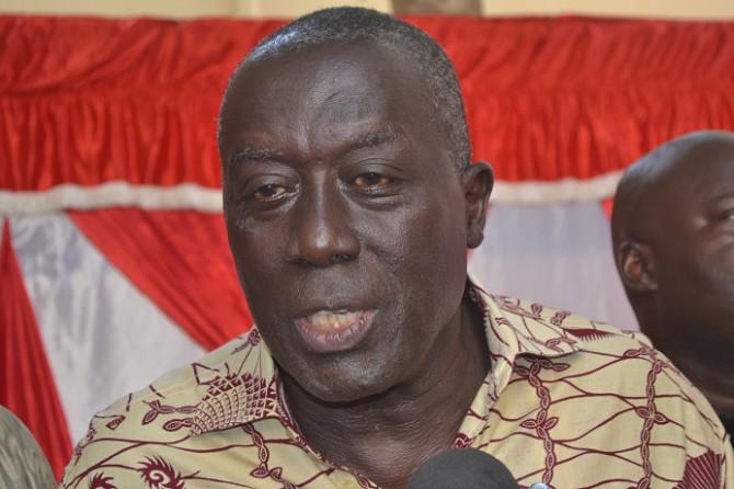 And Jëf / PADS Authentique de Landing Savané condamne le coup d'Etat électoral du Président Yaya Jammeh