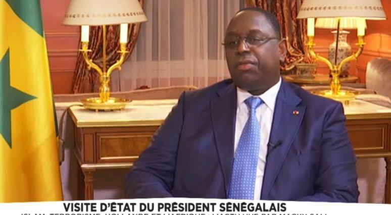 Vidéo-Macky Sall : « Les pays musulmans doivent travailler ensemble pour apporter la réponse doctrinale de l'Islam au terrorisme