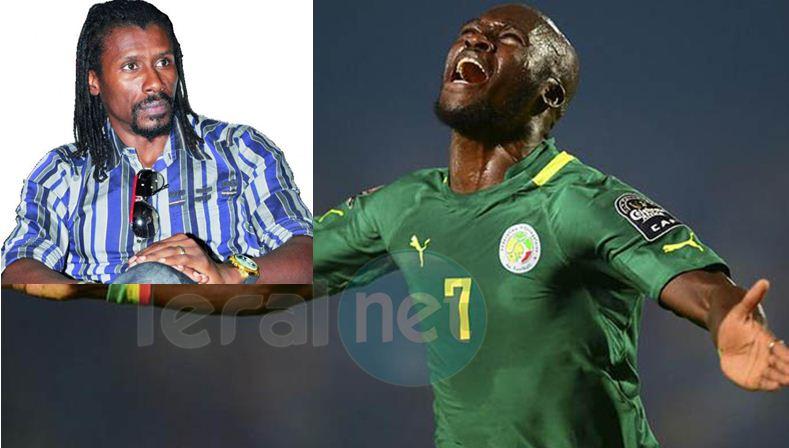 CAN 2017 : Moussa Sow, plus que jamais imposant pour Aliou Cissé