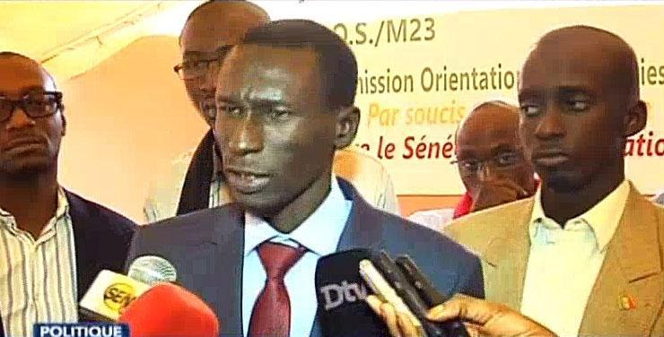 La Commission Orientations et Stratégies du M23 : « Le président Macky Sall et son pouvoir sont attachés aux principes de servitude économique au détriment l'expertise locales »,