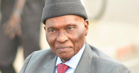 Message de nouvel an d'Abdoulaye Wade, l'ancien Président dénonce l'exil forcé de Karim Wade