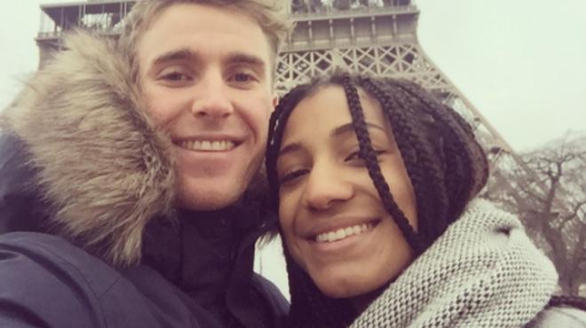 Nafissatou Thiam a trouvé l'amour