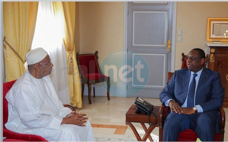 Se Macky Sall et Abdoulaye Bathily