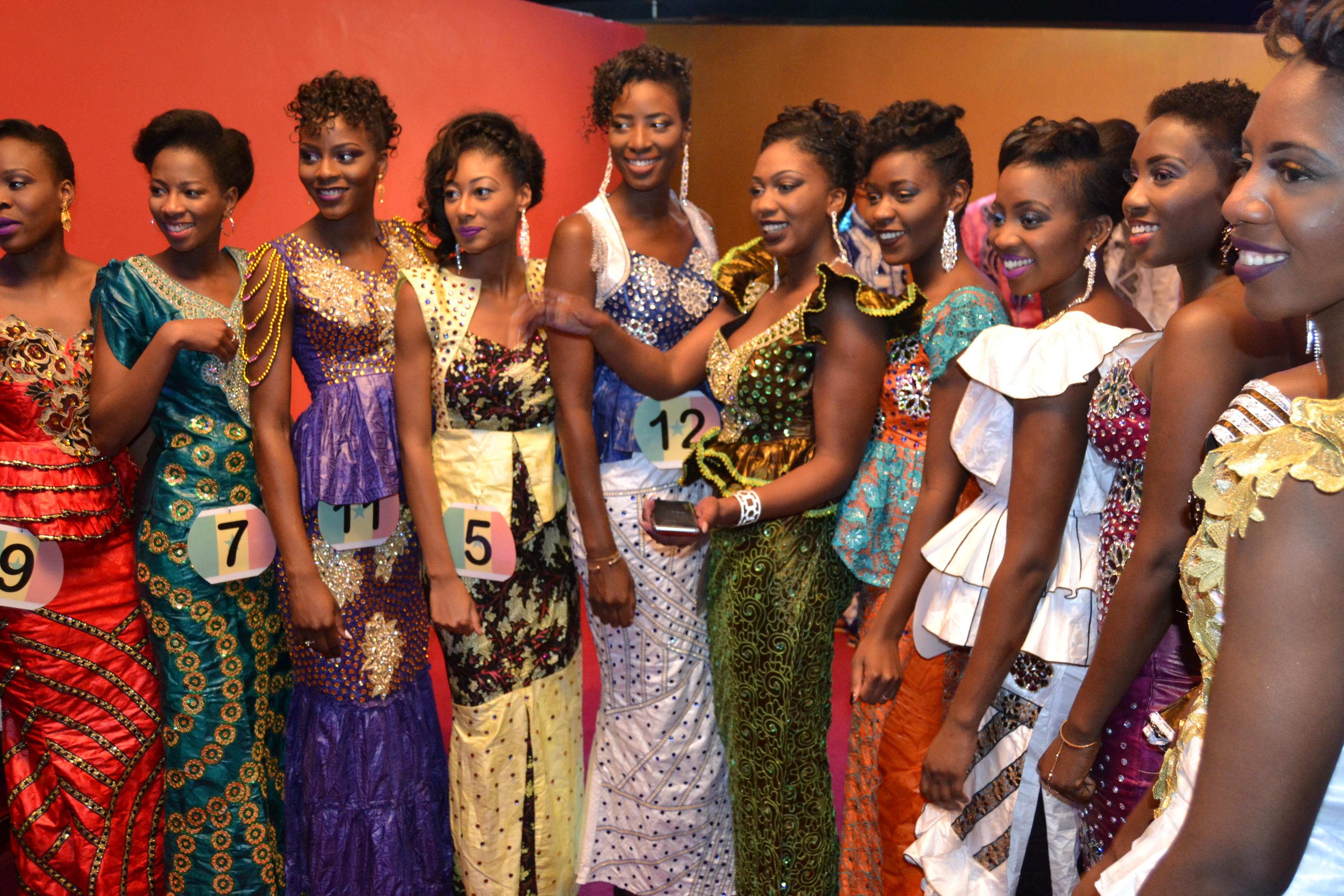 IMAGES: Election Miss Senegal France à Paris