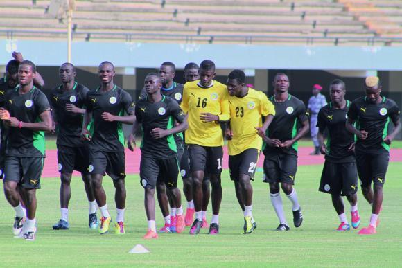 équipe nationale du Sénégal