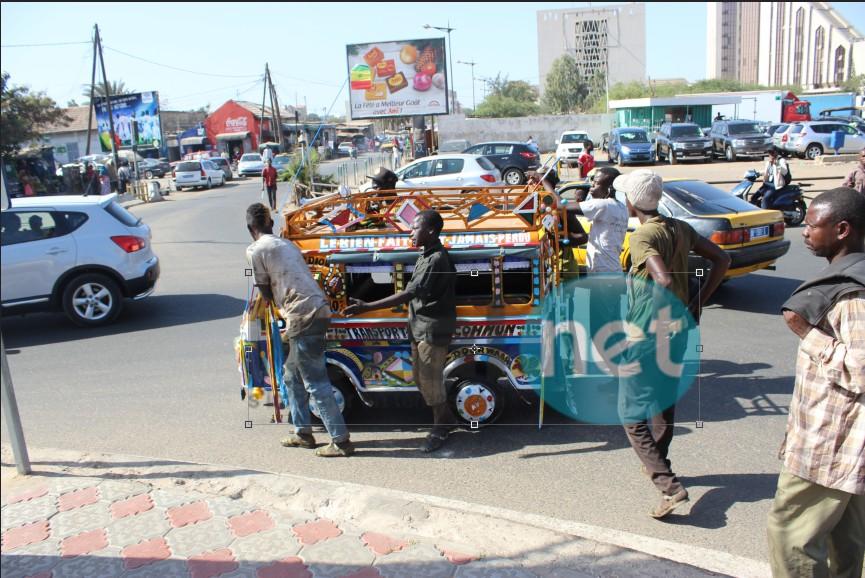 Photos: un car rapide pour transporter des enfants