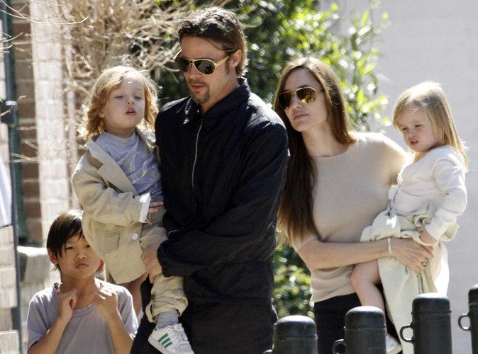 """Angelina Jolie : """"Brad est terrifié que l'on puisse apprendre la vérité"""""""