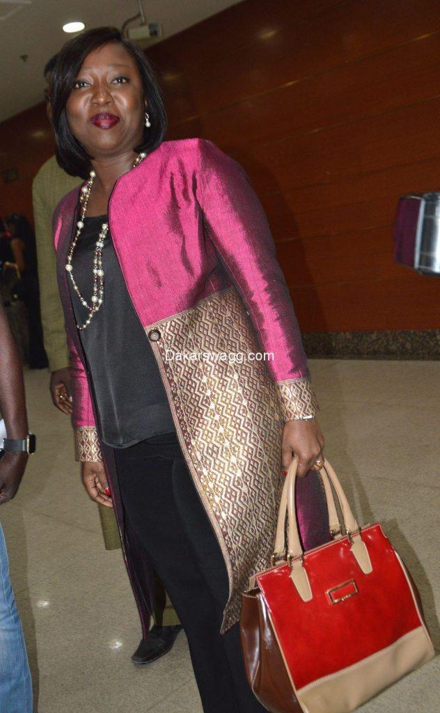 Ministère de la Fonction Publique de mode : Viviane Laure Elisabeth BAMPASSY