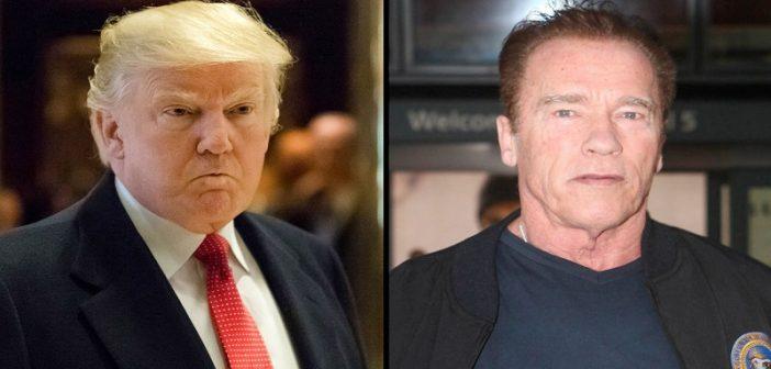 USA: Donald Trump s'attaque à Arnold Schwarzenegger, l'acteur américain répond…