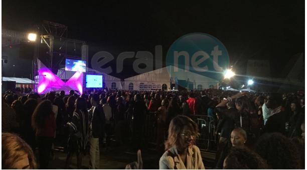 Photos: vivez en images l'avant soirée de Youssou Ndour au Cices