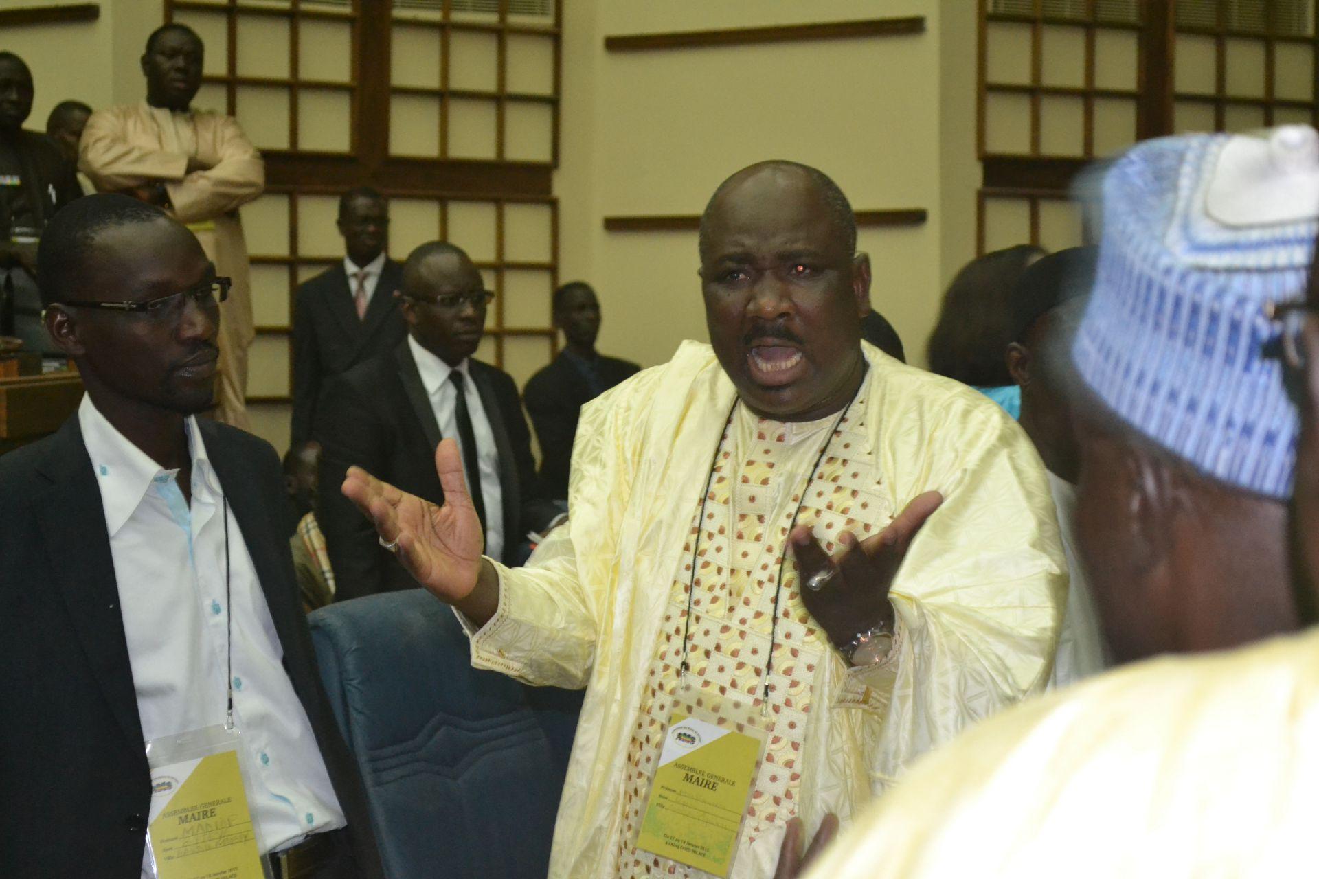 Réunion du Secrétariat exécutif de l'Apr :  Farba Ngom solde ses comptes