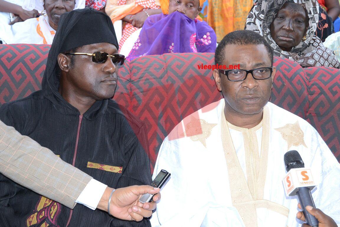 54 photos : Toutes les célébrités chez Ablaye Mbaye pour les condoléances