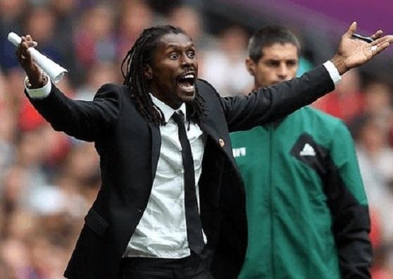 Aliou Cissé, coach des lions : «Le Congo pour préparer le Zimbabwe»