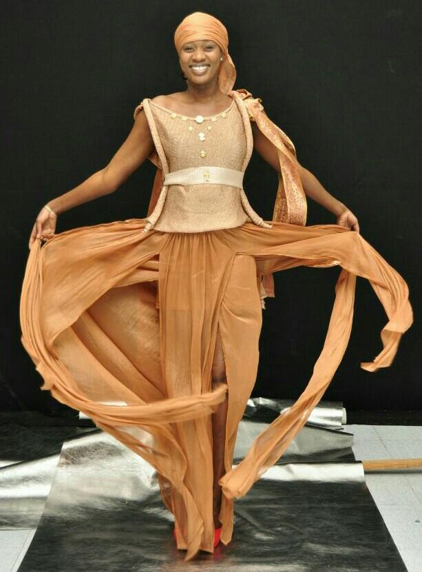 Fatoufine Niang, une perle rare dans le milieu du mannequinat