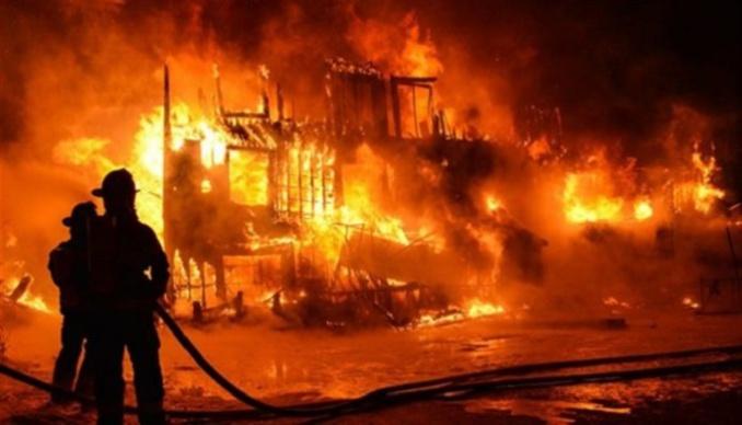 Incendie à Mbacké: 7 maisons, des vivres et du bétail emportés